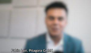 Fabio Lair (Pitagora GmbH) über Robotic Process Automation