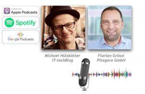 Pitagora Podcast Florian Groessl